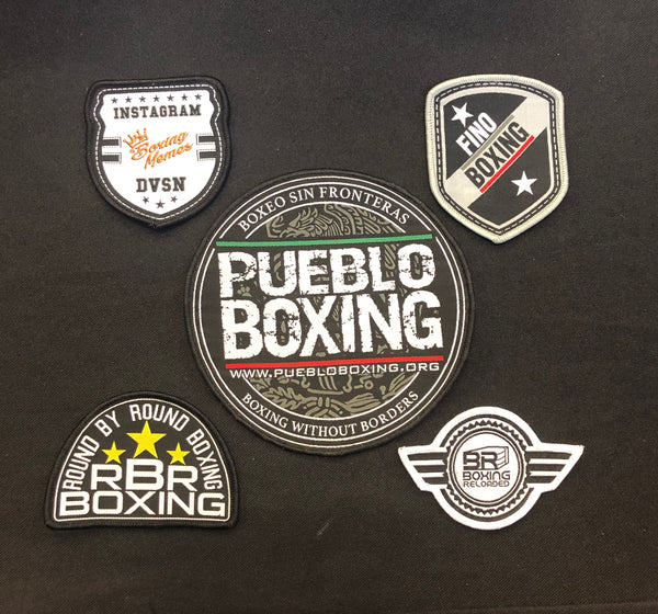 Pueblo Boxing Patches Kit