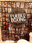 Pueblo Boxing Shower Curtain