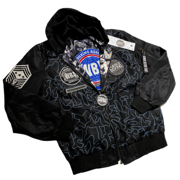 New WBA Reversible Pueblo Boxing Bomber