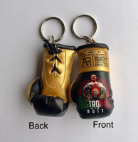 Andy Ruiz Destroyer KeyChain