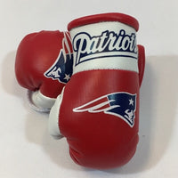 Patriots Mini Boxing Gloves