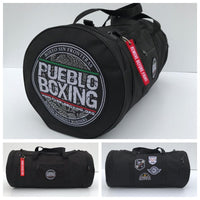 "Pueblo Boxing Large Duffle Bag 24"" X 12"""