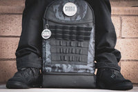 Pueblo Boxing Large Camo Backpack