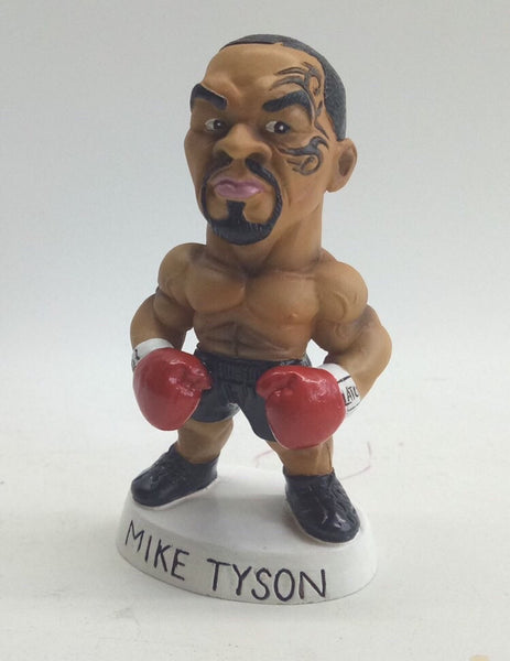Mike Tyson Mini Figurine