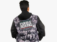 🚨FLASH SALE🚨New Army Green Reversible Pueblo Boxing Bomber Jacket