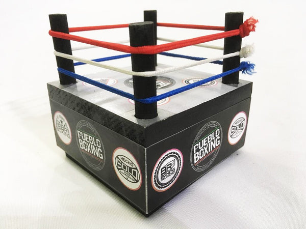 Pueblo Boxing Mini Ring