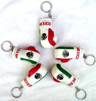 5 Mexico Flag Mini Boxing Gloves