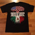 MX/USA Boxing Fight Shirt