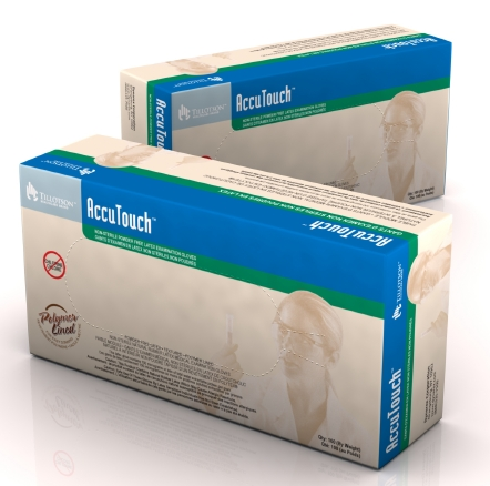 AccuTouch® Latex Exam Gloves