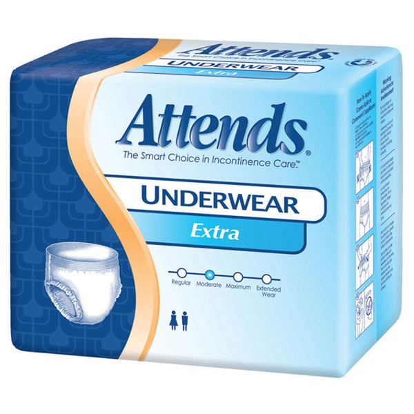 Attends Protective Underwear Extra Absorbency