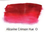 Chroma A2 Alizarine Crimson Hue 120ml