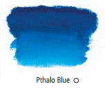 Chroma A2 Acrylics Pthalo Blue 120ml