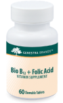 Bio B12 + Folic Acid - 60 Chewable
