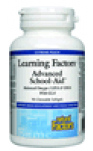 Learning Factors Advanced School-Aid Extreme Peach - 90 Chewables