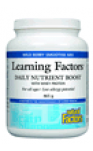Learning Factors Daily Nutrient Boost Whey Protein Powder - 465 grams