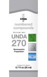 Unda #270 - 20 ml Drops