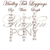 Hadley Tab - Orange - The Raglan Pony