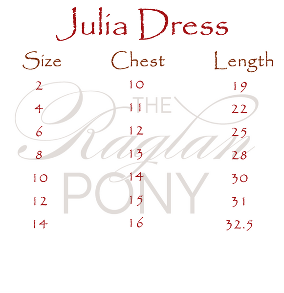 Julia Dress - Dijon Dot