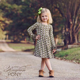 Aspyn Icing Dress - The Raglan Pony