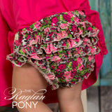 Bloomers-Floral Bloom - The Raglan Pony