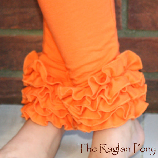 Icings Orange - The Raglan Pony