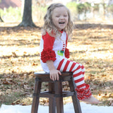 Icings Peppermint Stripe - The Raglan Pony