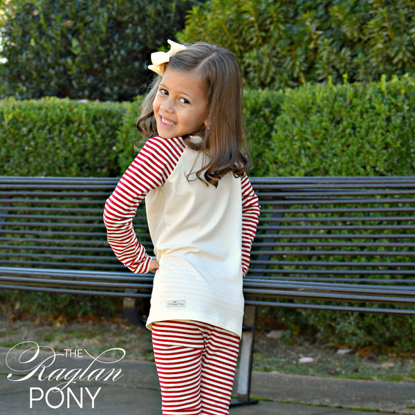 Raglan Fireside Collection - The Raglan Pony