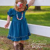 Savannah- Jade - The Raglan Pony