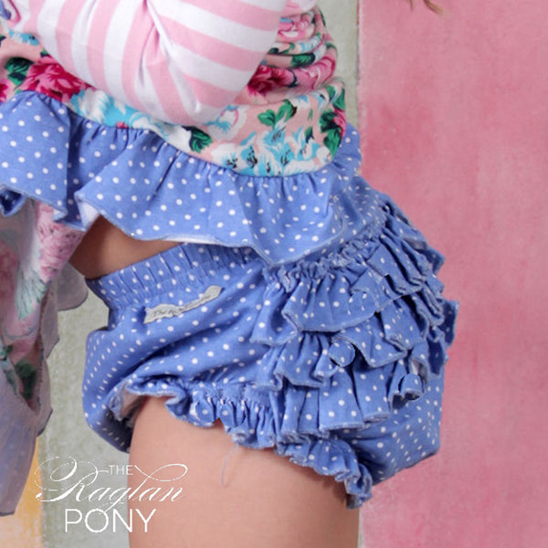 Bloomers-Sweetie Pie - The Raglan Pony