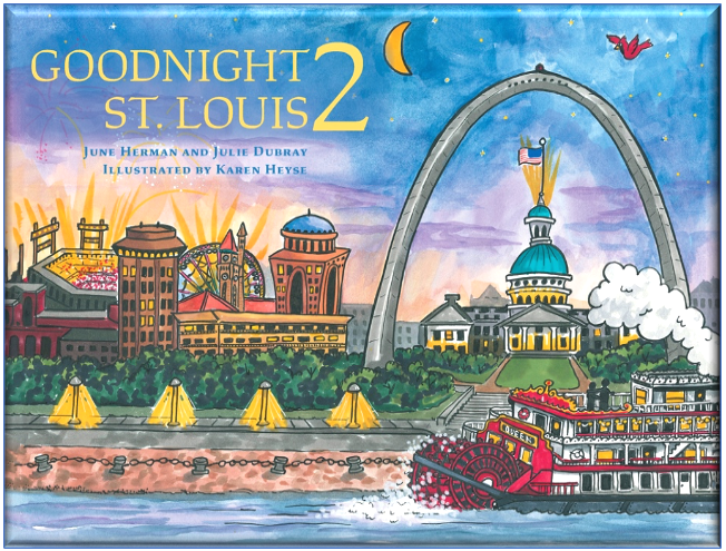 Introducing...Goodnight 2 St. Louis!