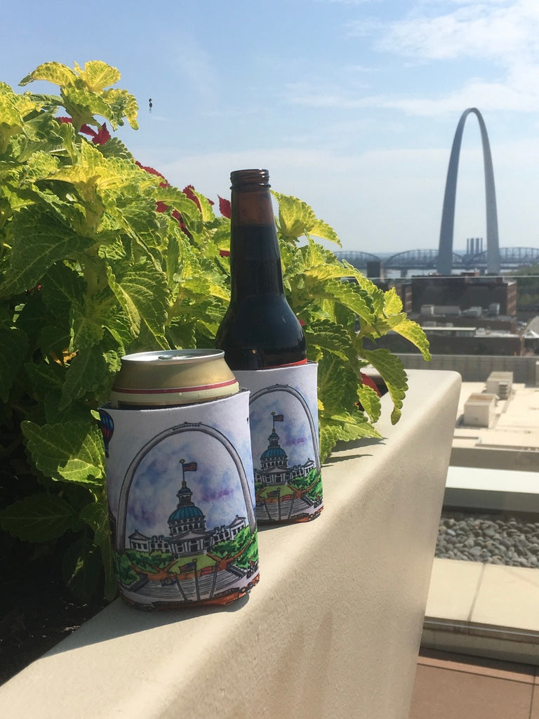 Goodnight St Louis Koozies!
