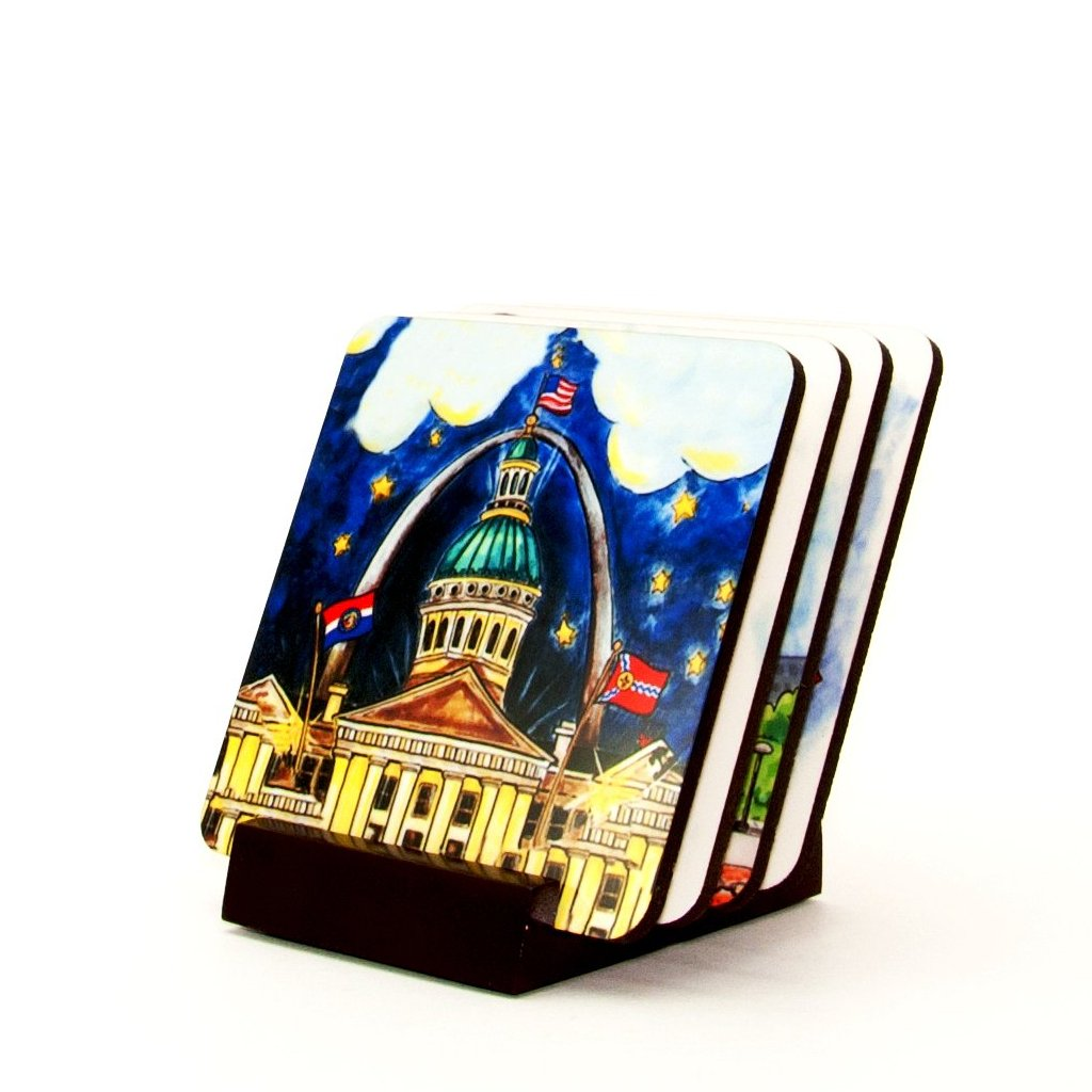 Coaster Set<br><br>Available Online and<br>at Retailers