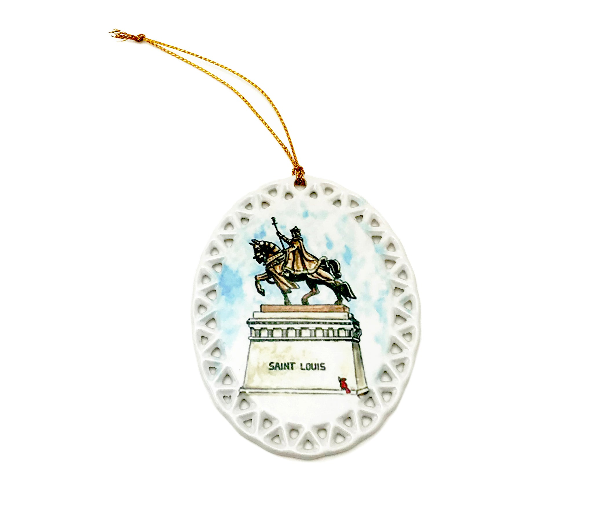 2017<br>Ceramic Ornament<br>Dated Limited Edition<br><br>Available Online and<br>at Retailers