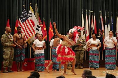 Camp Carroll Celebrates Asian American, Pacific Islander Heritage Month