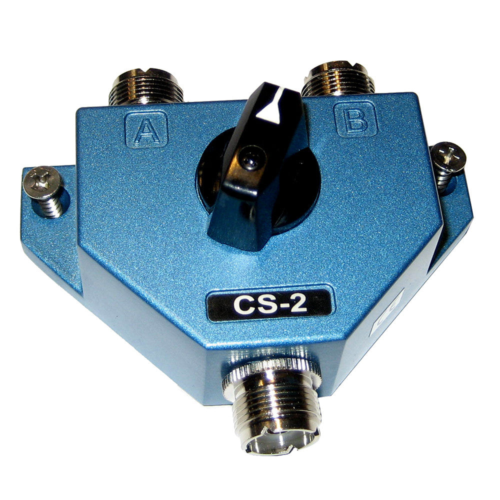 Shakespeare CS-2 Two-way Coaxial Switch