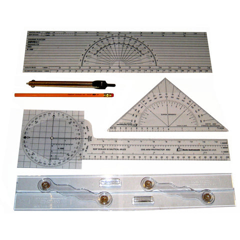 Davis Charting Kit - Complete