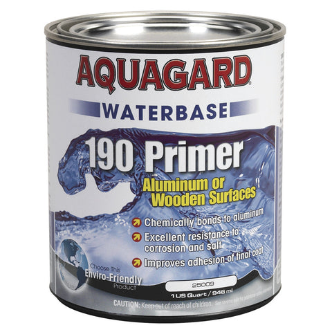Aquagard 190 Primer Waterbased - 1Qt