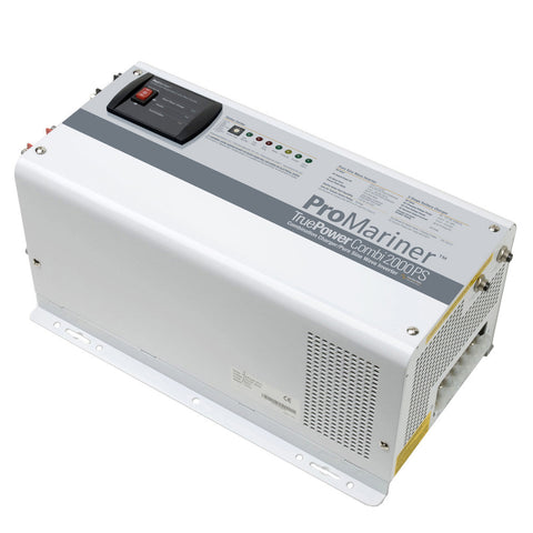 ProMariner TruePower 2000PS Combi Pure Sine Wave Inverter/Charger