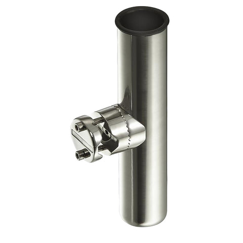 Attwood Clamp-On Rod Holder - Stainless Steel