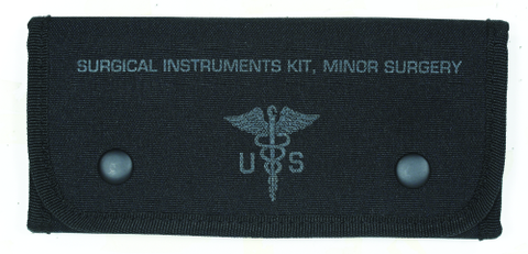 Empty Surgical Kit Pouches