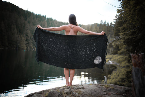 Moon + Stars Towel