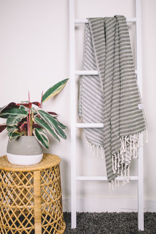 Jericho Towel - 100% Cotton