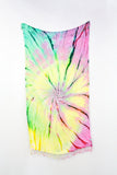 Gabriola Towel - Tye Dye  - Plaj Towel Co.