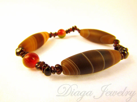 Coffee Color Bracelet