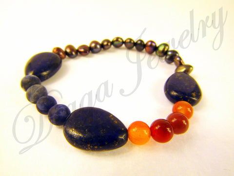 Assorted Multi-Color Bracelet