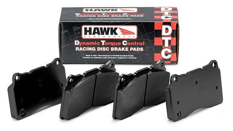 Hawk DTC 60 Track Only Pads (Autocross/Track) 1988-2000 Honda Civic - Front