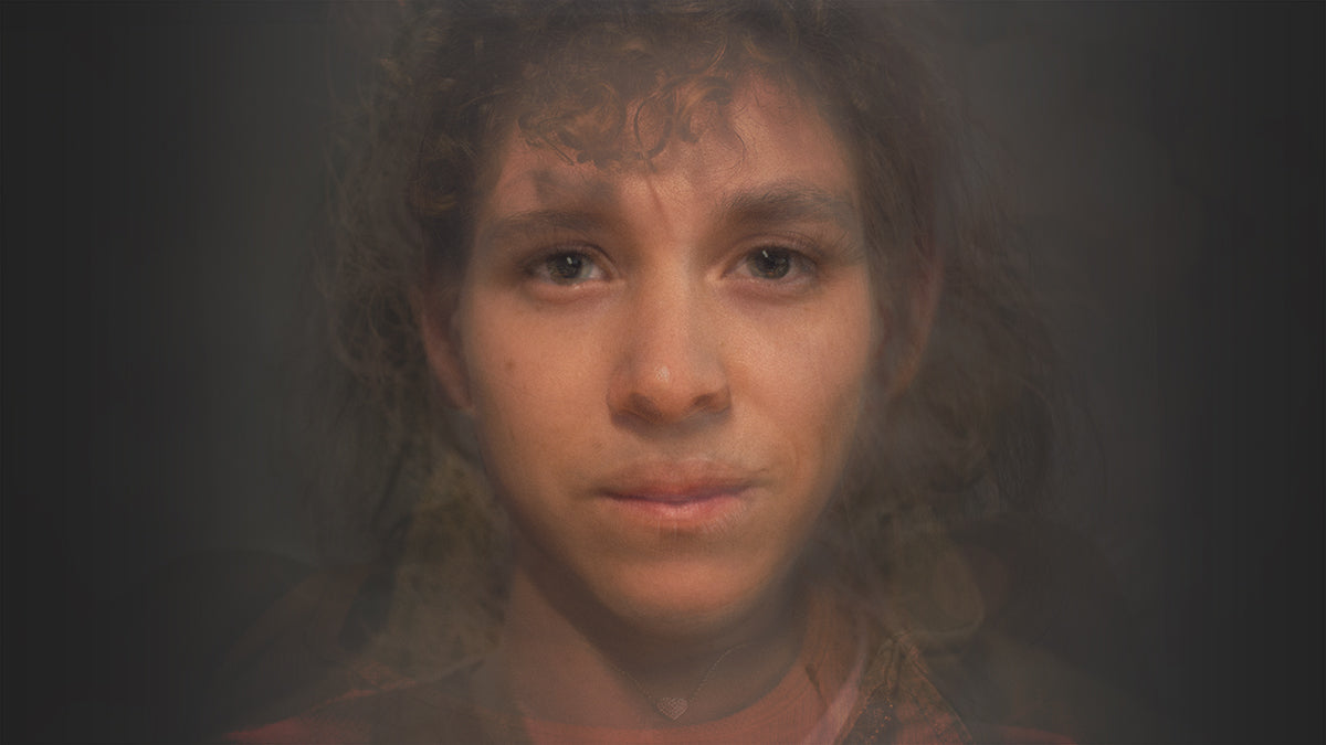 Composite photo-illustration of people