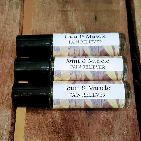Joint & Muscle Pain Relief - essentially NOLA