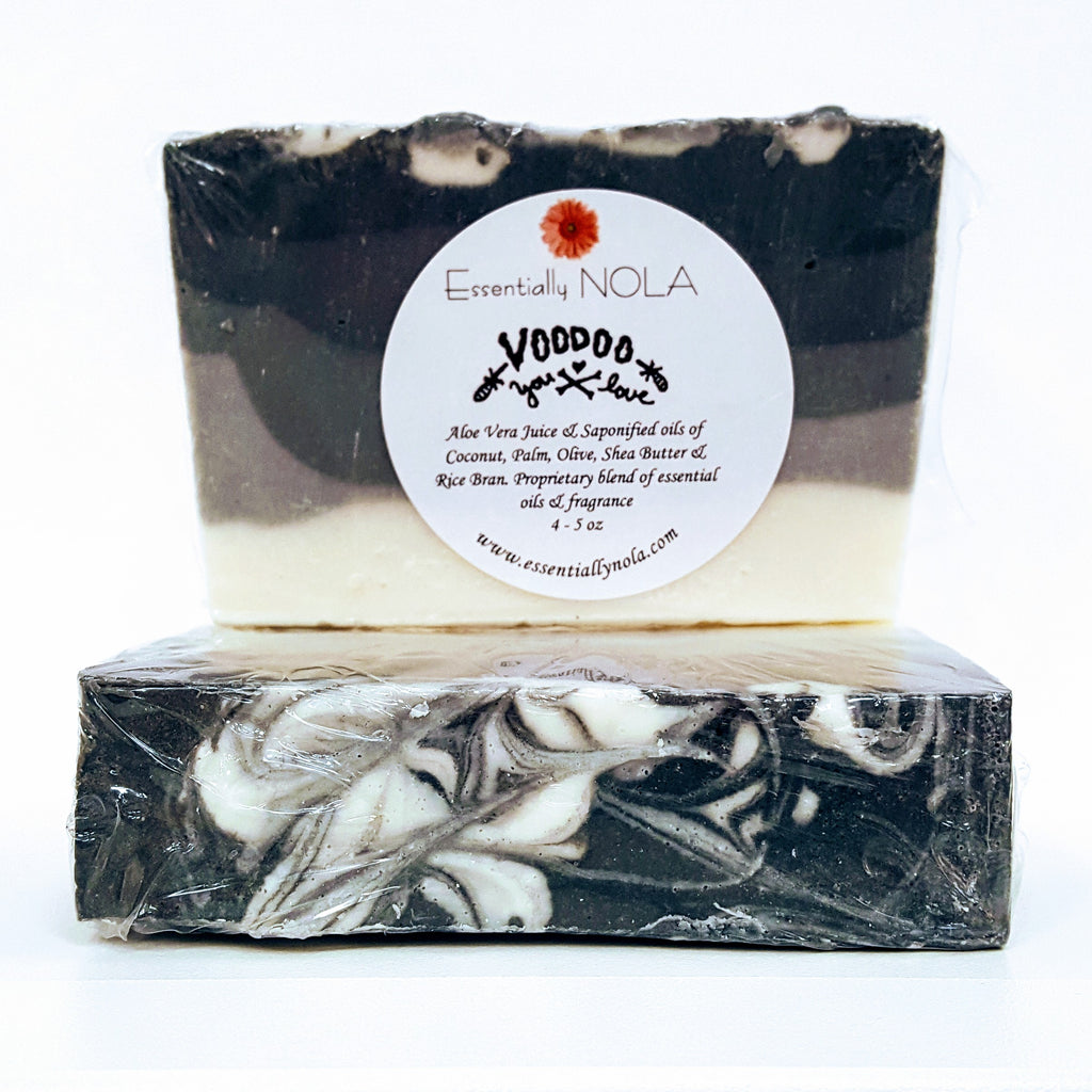 VooDoo You Love-Artisan Soap-essentially NOLA-essentially NOLA