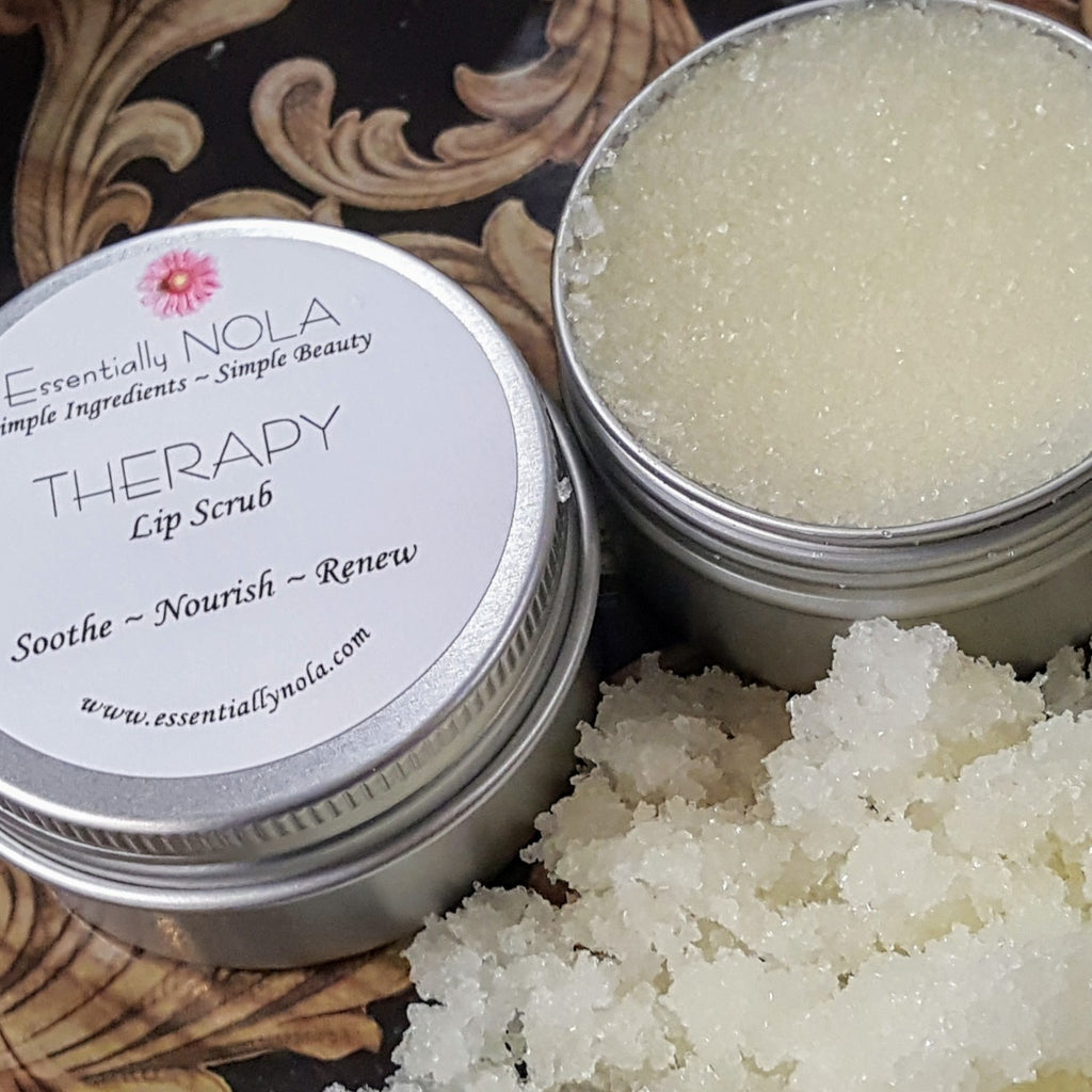 Therapy Lip Scrub